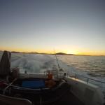 Sunrise over Harris